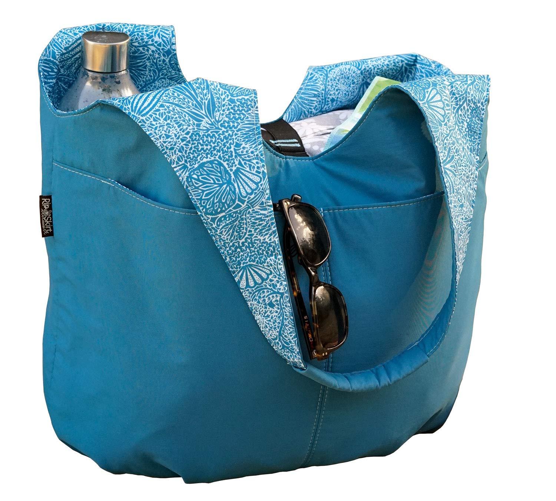 Cargo Tote Blue