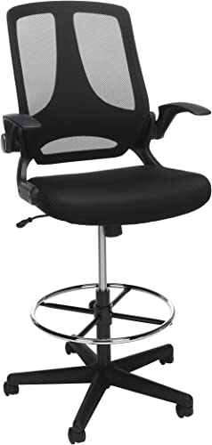 OFM ESS Collection Mid Back Mesh Drafting Chair