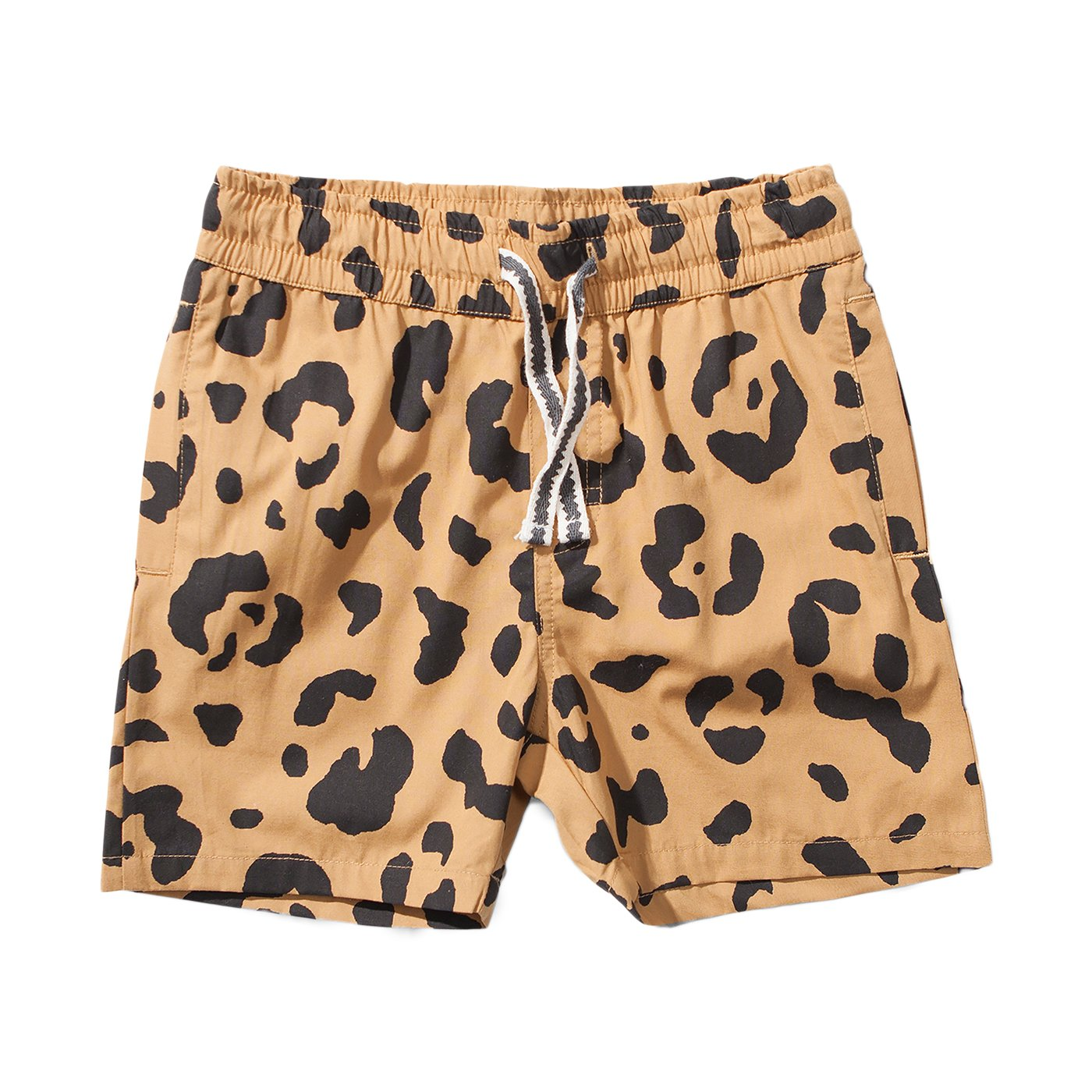 Munster Big Boys' Tracks Shorts in Gold 8