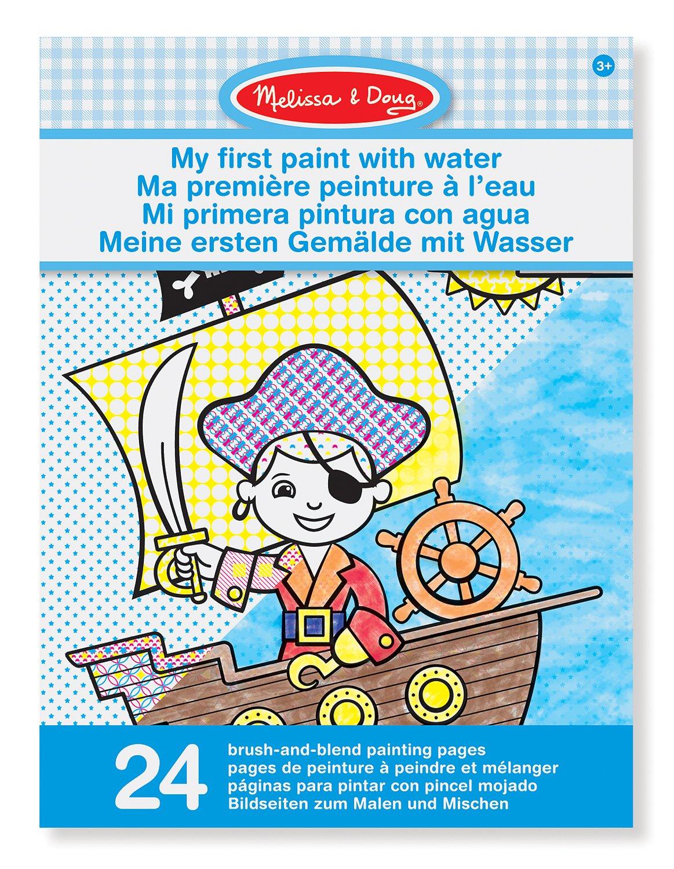 Melissa  Doug Libro para colorear