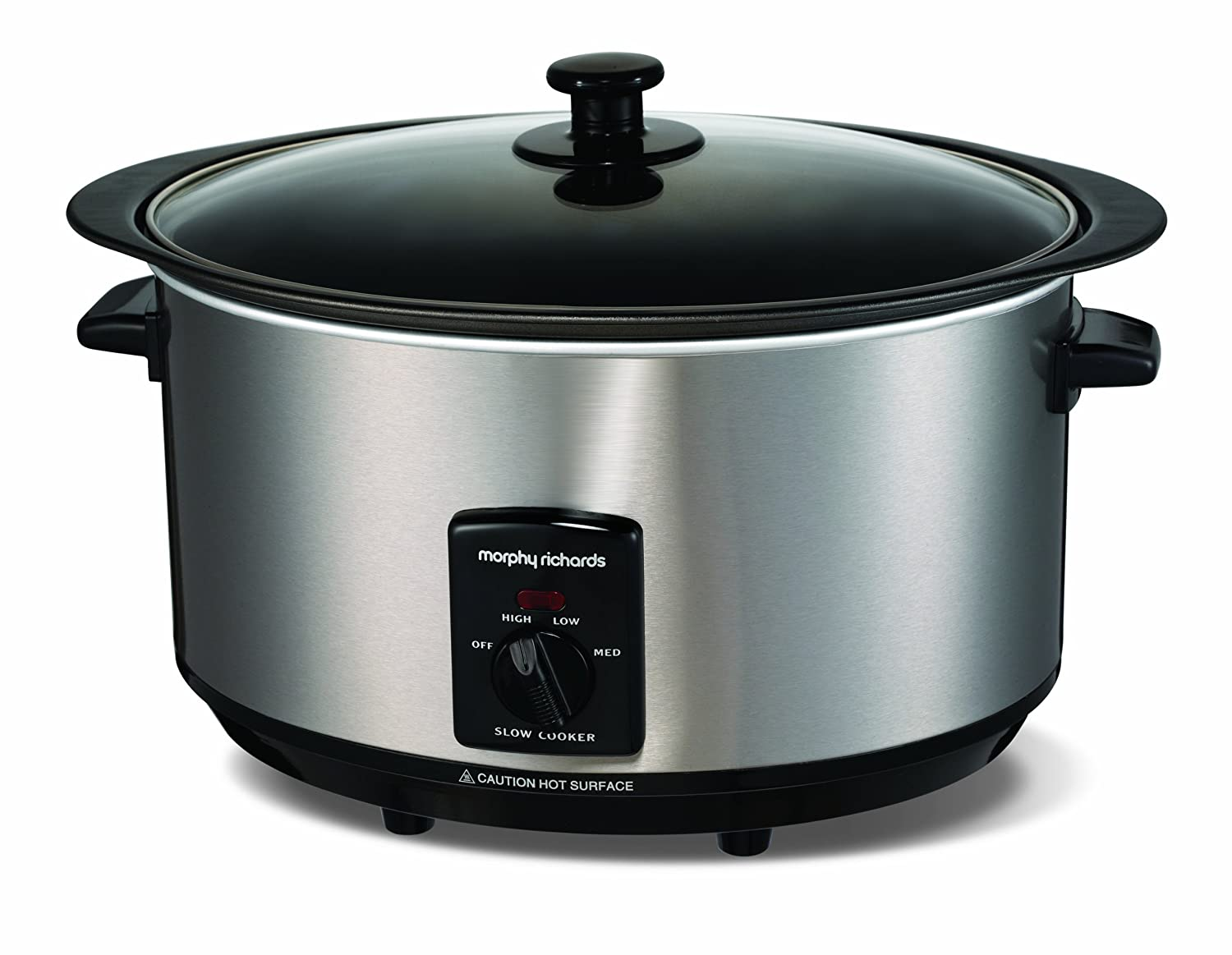 5l accents range only electricals co uk small kitchen appliances - Morphy Richards Accents 48705 Sear And Stew Slow Cooker 6 5 L Brushed Stainless Steel Amazon Co Uk Kitchen Home