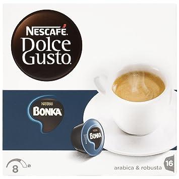 Nescafe Dolce Gusto Espresso Bonka, 16 Capsules