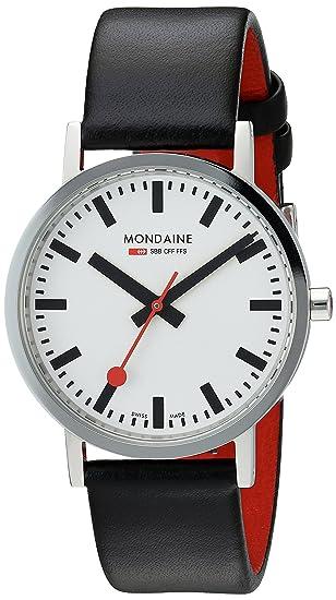 Mondaine SBB Classic 36mm A660.30314.11SBB Reloj de pulsera ...