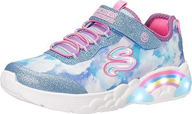 Skechers Kids' Rainbow Racer Sneaker
