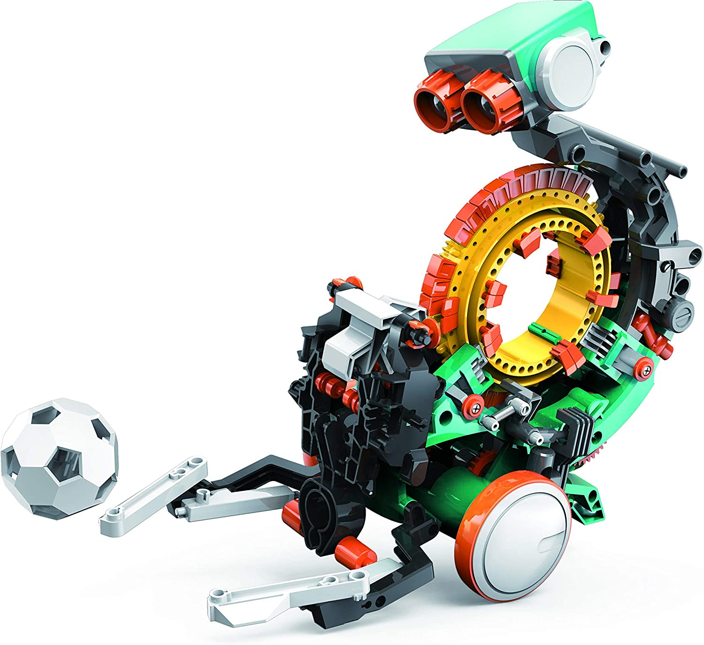 programmable mechanical robot
