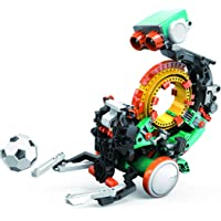 Elenco Teach Tech Mech-5 | Programmable Mechanical Robot Coding Kit | STEM Educational Toys for Kids 10+