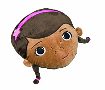 Disney - Cojín de peluche Doctora juguetes (IL044): Amazon ...