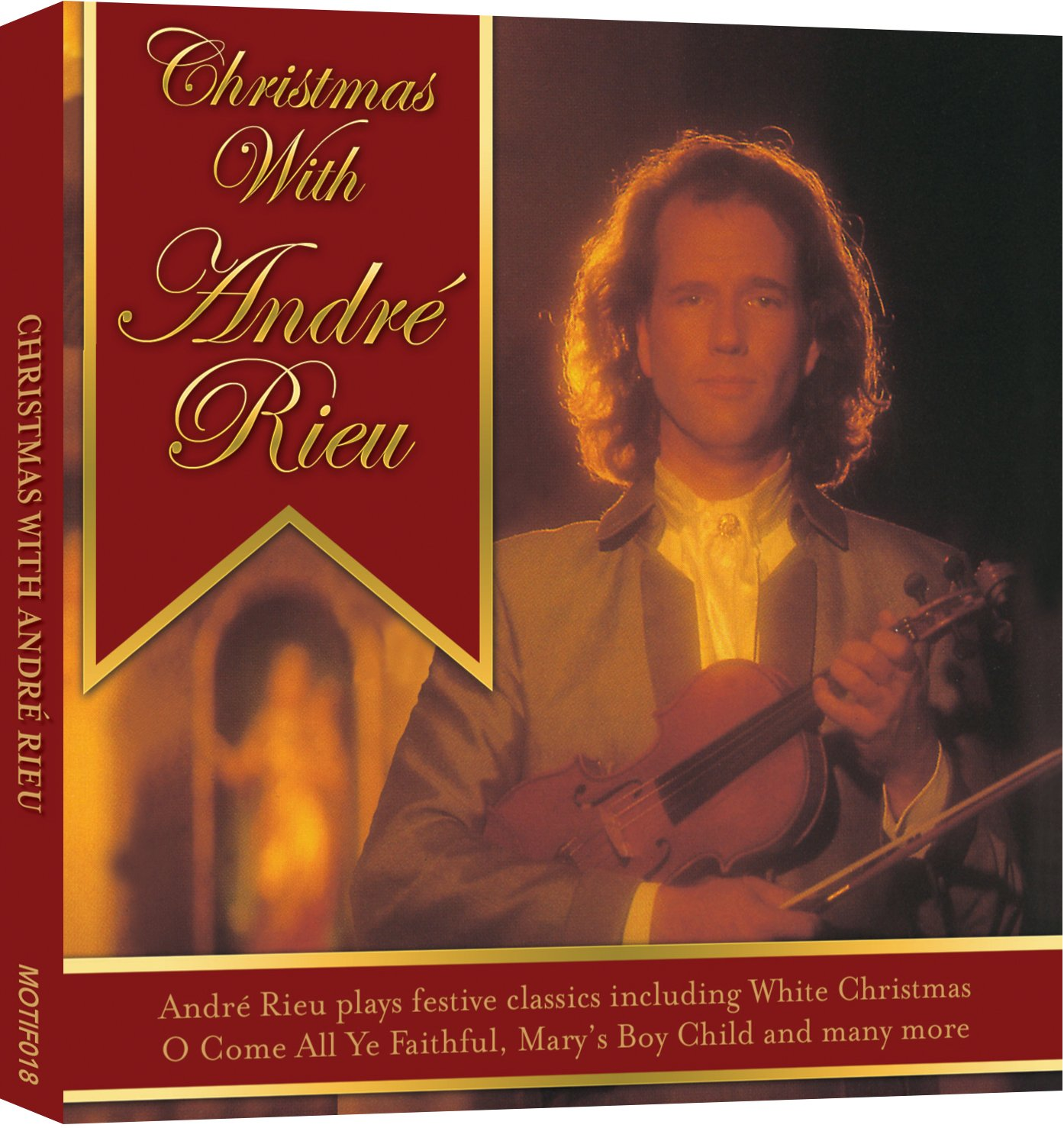 Christmas With André Rieu by André Rieu: Amazon.co.uk: Music