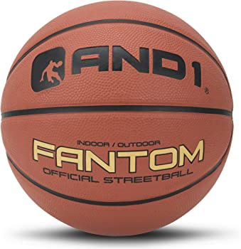 And1 Fantom Street Basketball (Official Size 7 - 29.5