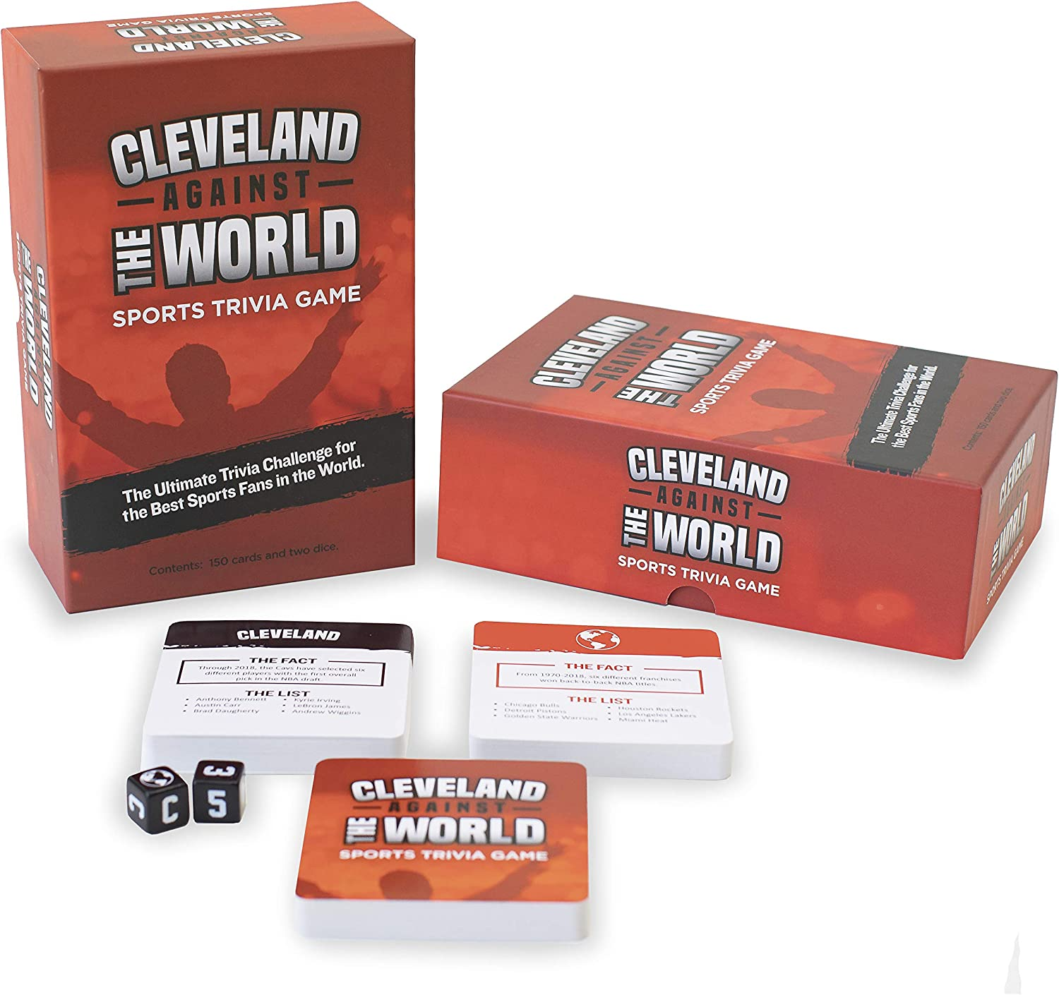 You Gotta Know Cleveland Against The World - Sports Trivia Game