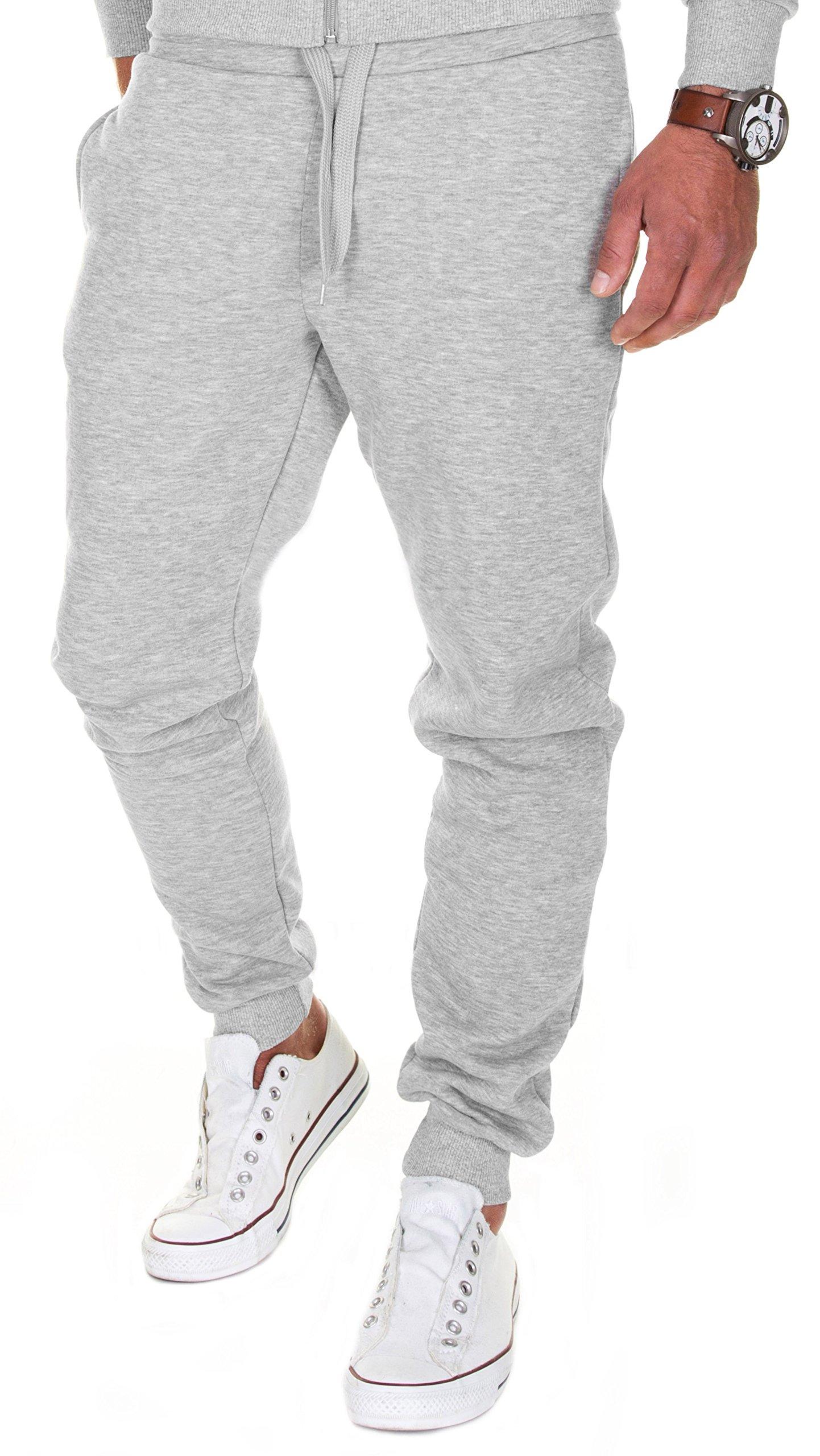 Merish Jogging Hommes Pantalon de Sport Jogger Homme Survêtement Coton Slim  Fit 211 product image c933152574c