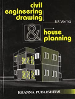 Amazon buy estimating costing and valuation book online at low civil engineering drawing and house planning fandeluxe Image collections