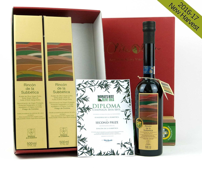 Ganador Modalidad: Frutado Verde Dulce. Mejores aceites de oliva virgen extra 2016-2017