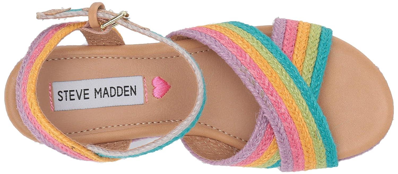 Steve Madden Kids Jpam Wedge Sandal