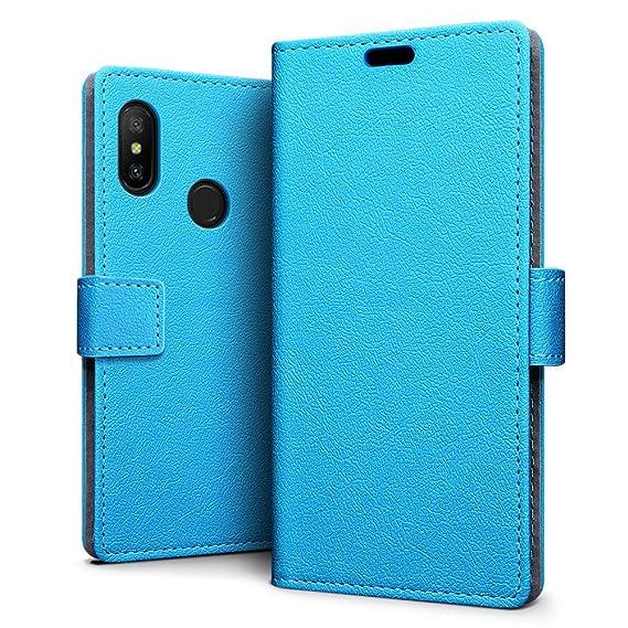 Amazon com: SLEO Xiaomi Redmi 6 Pro/Mi A2 Lite Case Luxury