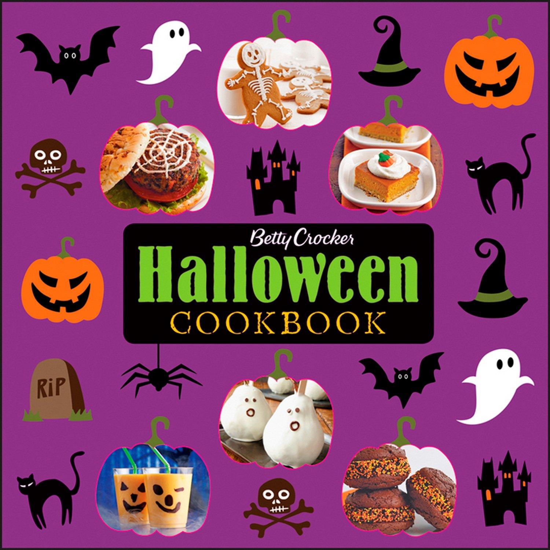 Betty Crocker Halloween Cookbook: Betty Crocker ...