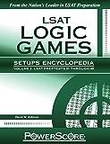 The PowerScore LSAT Logic Games Setups Encyclopedia, Volume 2 (Powerscore Test Preparation)