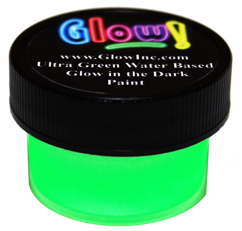 Ultra Green V10 Glow in the Dark Paint 1Qt
