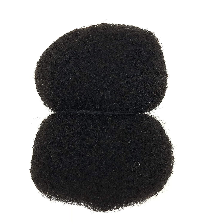 100% Afro Kinky Bulk Human Hair For DreadLocks, Loc Repair, Extensions, Twist, Braids 8