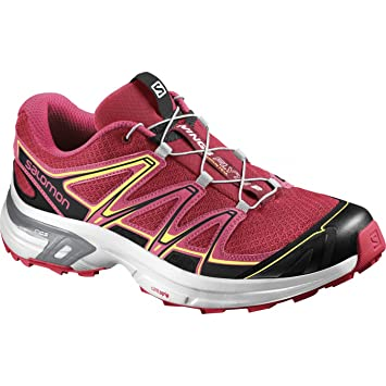 Salomon Wings Flyte 2 W Lotus Pink, Rose: : Sport