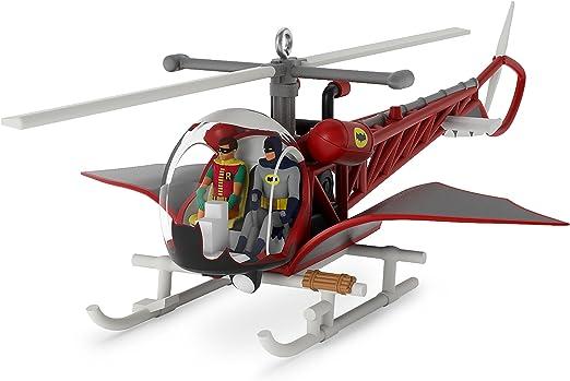 Hallmark 2017 Batcopter Batman Classic TV Series Ornament