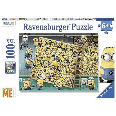 Ravensburger Universal: Despicable Me 100 Piece Jigsaw Puzzle for