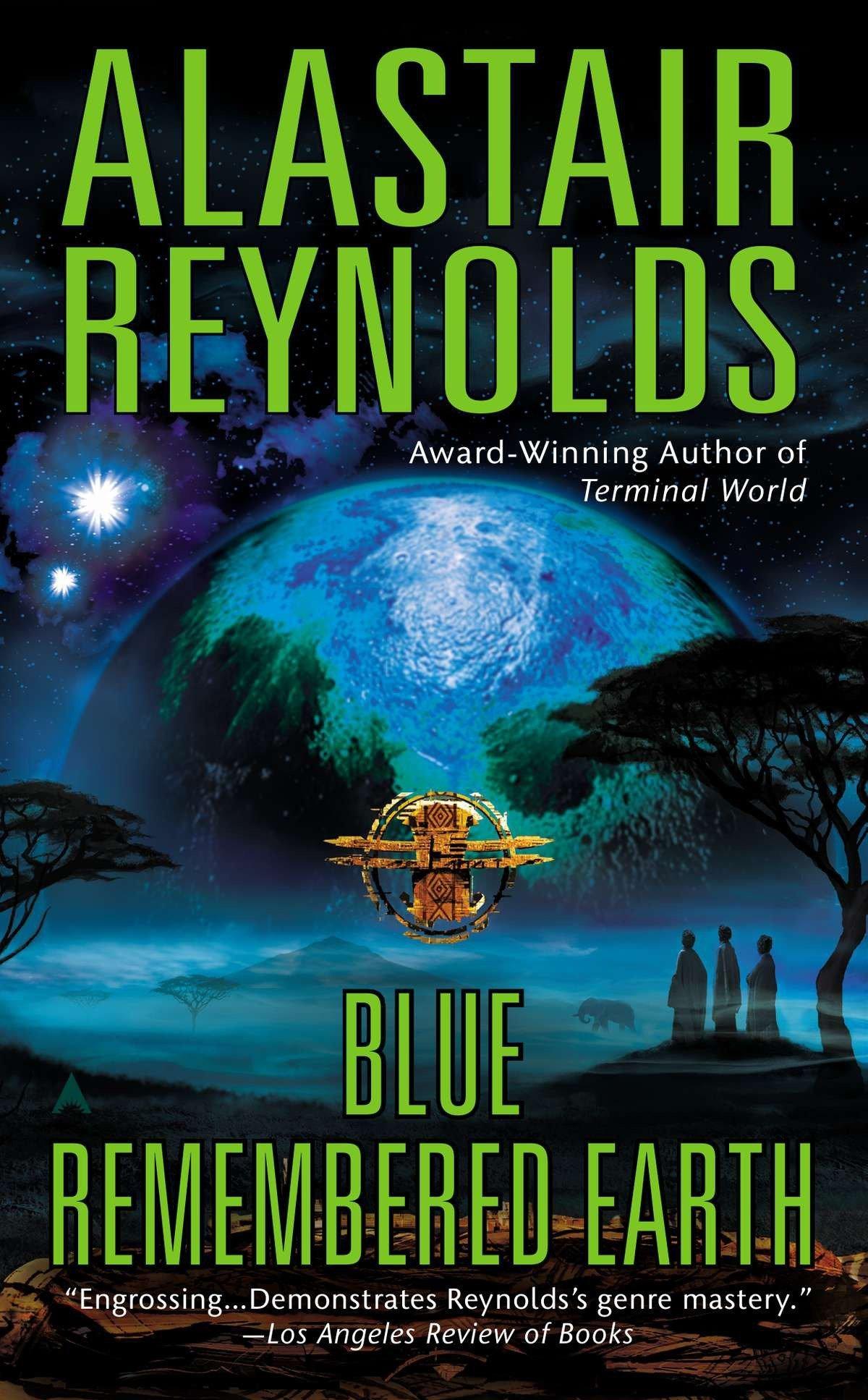 Blue Remembered Earth (Poseidon's Children) pdf epub