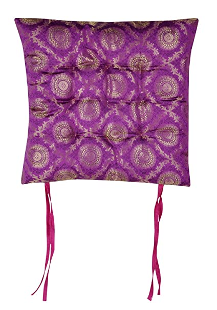Almohadillas de asiento para sillas de comedor Diseño de mandala ...