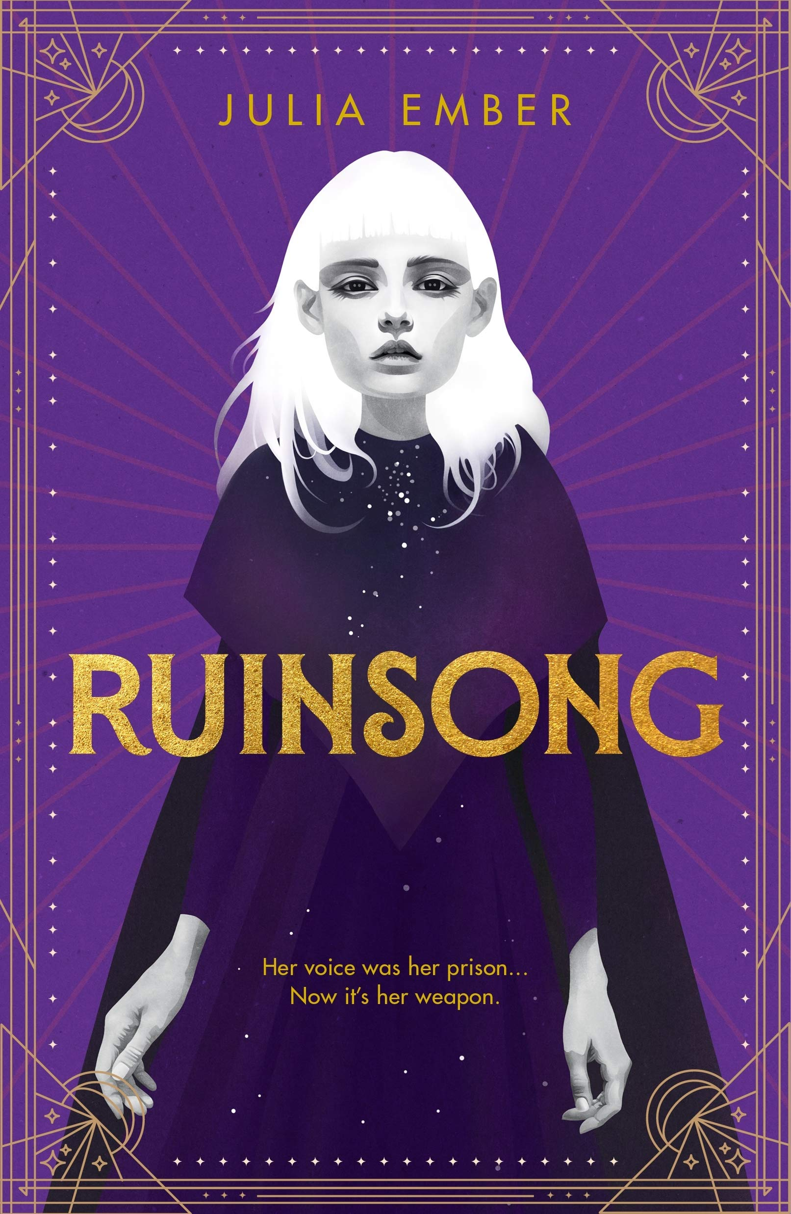 Amazon.com: Ruinsong (9780374313357): Ember, Julia: Books