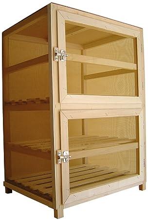 3 étagères Garde manger n°7-2 portes