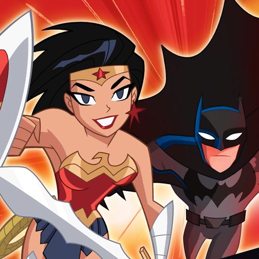 Justice League Action Run (Free Batman Game)