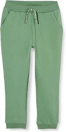 NAME IT Nmmtona Sweat Pant BRU Pantalones Deportivos para Niños