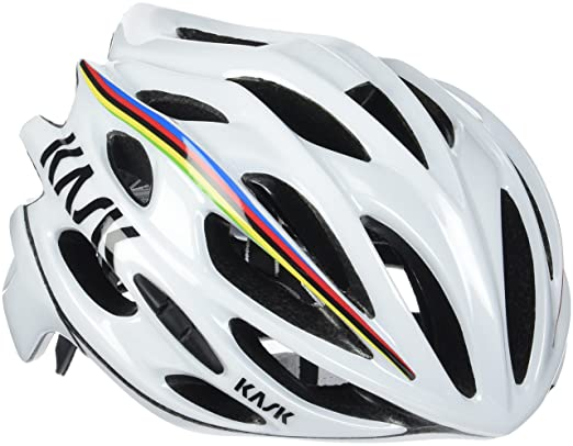 Kask - Mojito 16 - Casco para Bicicleta, Adultos (White/iRide), L (59-62 cm): Amazon.es: Deportes y aire libre
