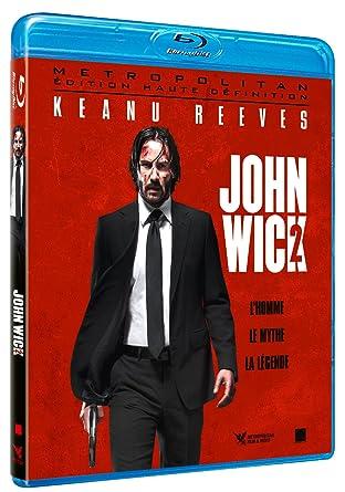 John Wick 2 Amazonde Dvd Blu Ray