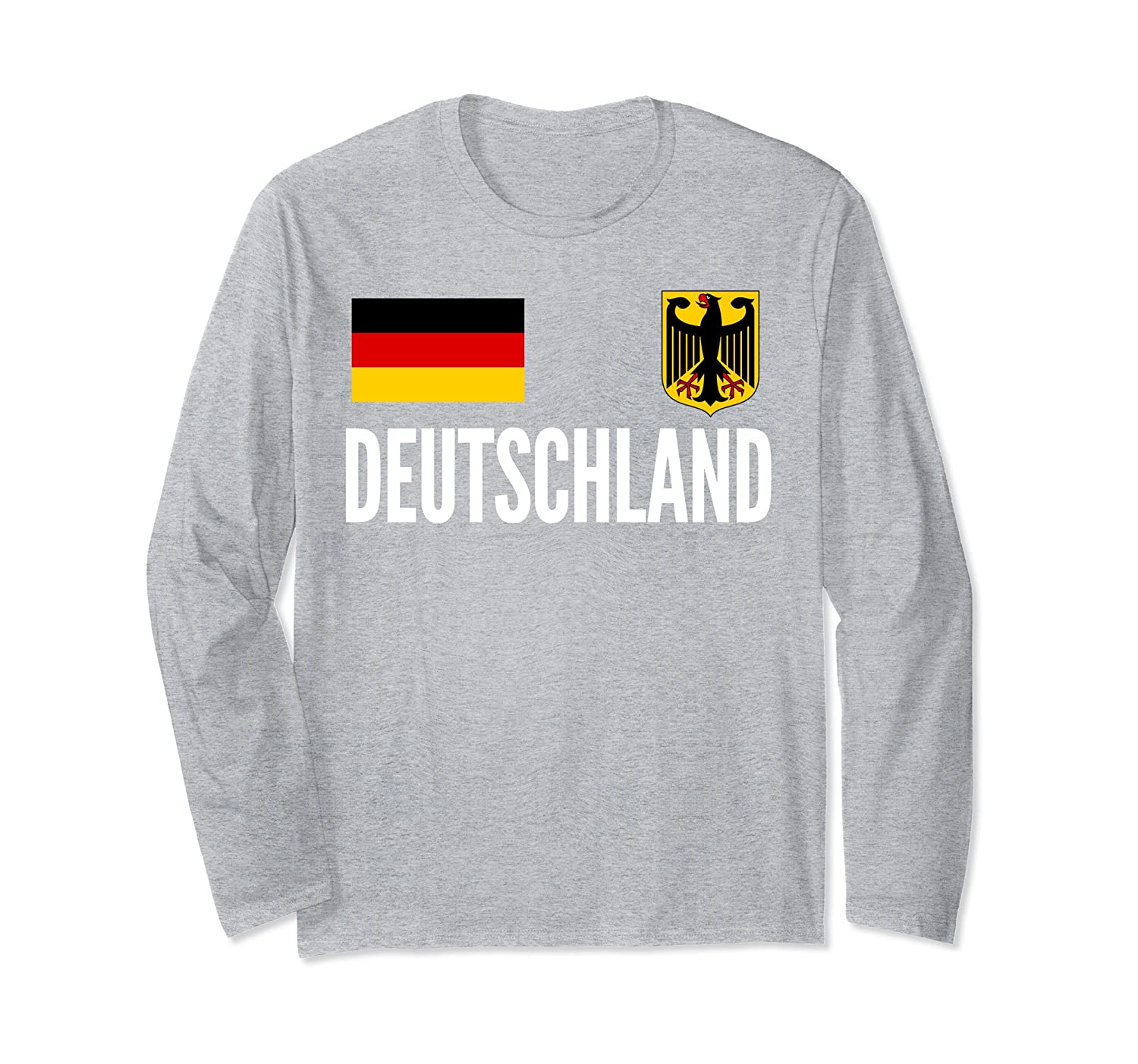 7b0da032f Germany Soccer Jersey 2018 Long Sleeve World German Cup-alottee gift ...