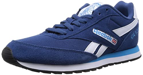 Reebok GL 1200 - Zapatillas para Hombre, Color Batik Blue/California Blue/White/Black, Talla EU 45 (UK 10.5/US 11.5)