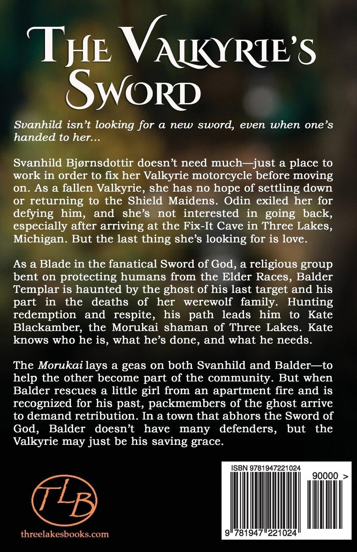 The Valkyrie's Sword (Warbler Peninsula) (Volume 2): Siobhan Muir