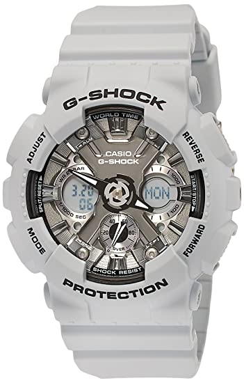 4563512522d2e Buy Casio G-Shock S-Series Analog-Digital Grey Dial Women s Watch - GMA-S120MF-2ADR  (G731) Online at Low Prices in India - Amazon.in