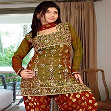 a3a03497df8e What other items do customers buy after viewing this item  ReadyMade Salwar  Designs For Indian Girls Vol 2