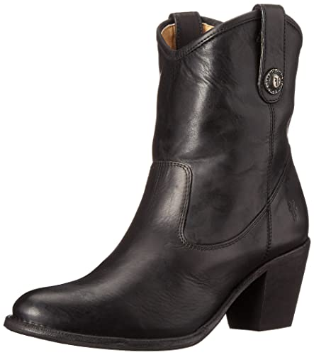 Women's Jackie Button Short Boot