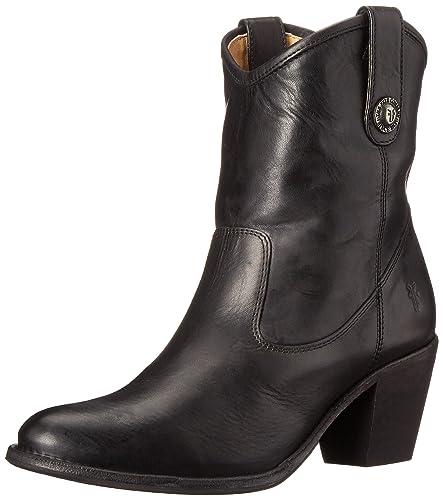 Women's Jackie Button Short Boot