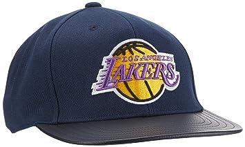 c8bbbb3155412 adidas - Gorra Los Angeles Lakers  Amazon.es  Zapatos y complementos