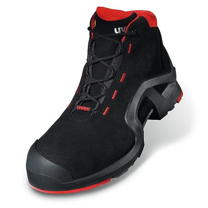 Uvex Sicherheitsstiefel/botas de trabajo