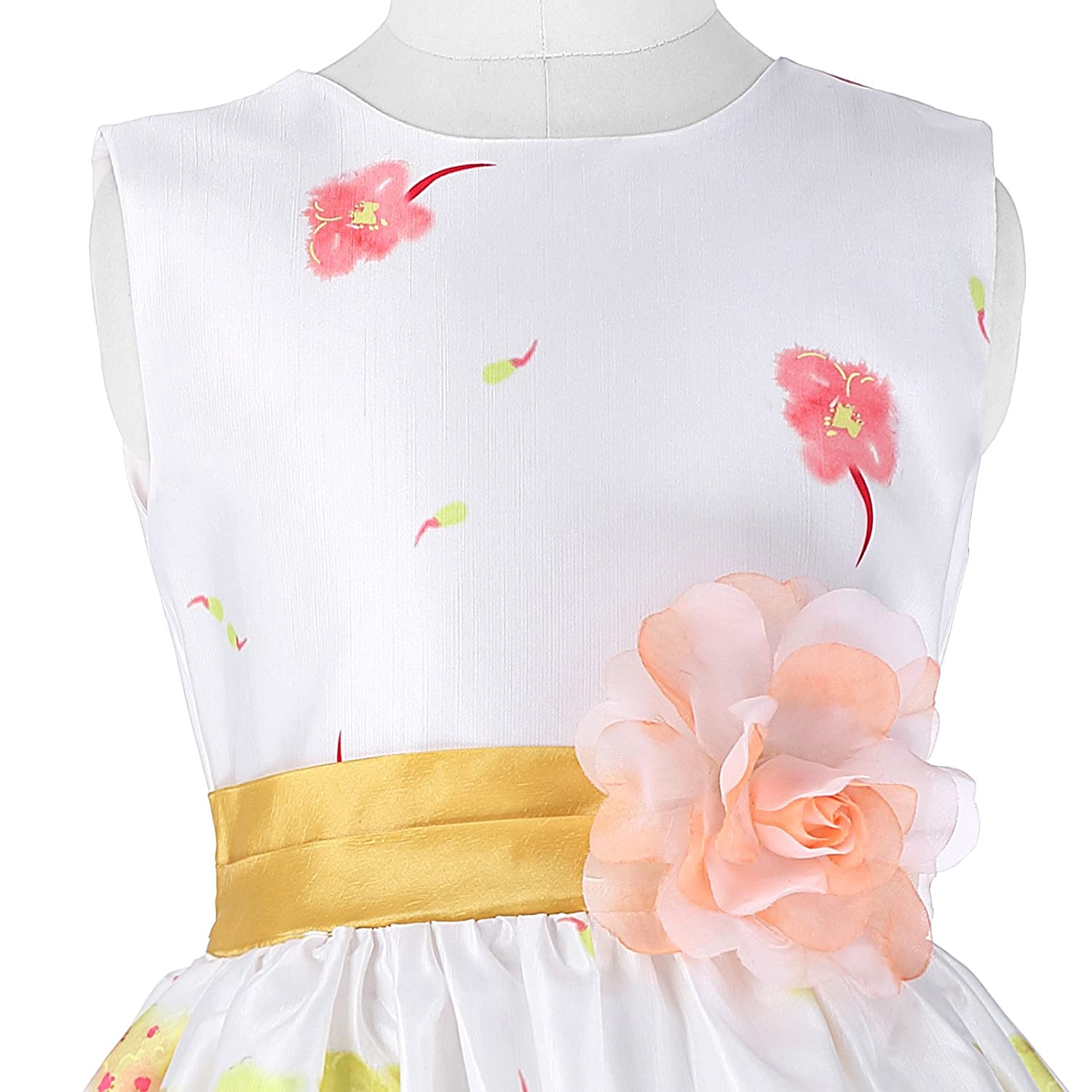 Amazon.com: GRACE KARIN Flower Girl Princess Bridesmaid Wedding Pageant Party Dress 2~12Years: Clothing