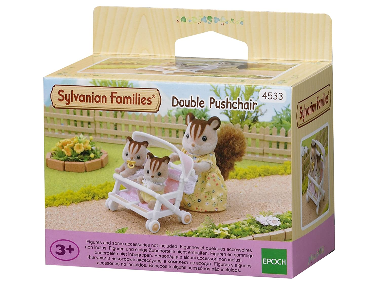 Sylvanian Families - 4533 - Passeggino gemellare