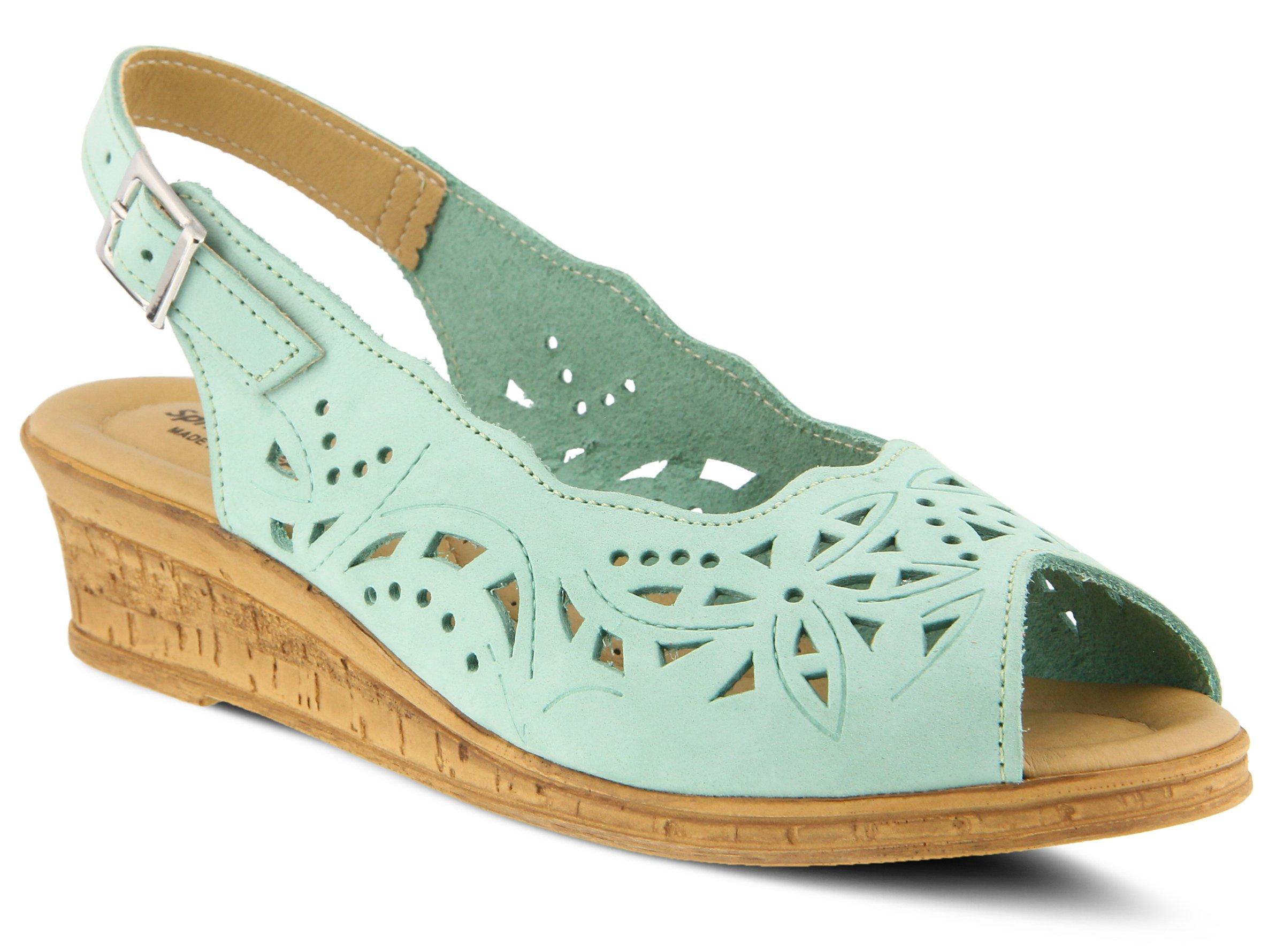 Spring Step Style Orella Mint Green 35