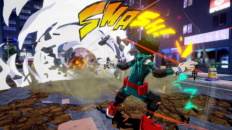 Amazon com: MY HERO One's Justice - Nintendo Switch: Bandai Namco