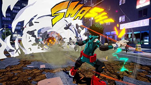My Hero Ones Justice for PlayStation 4 [USA]: Amazon.es ...