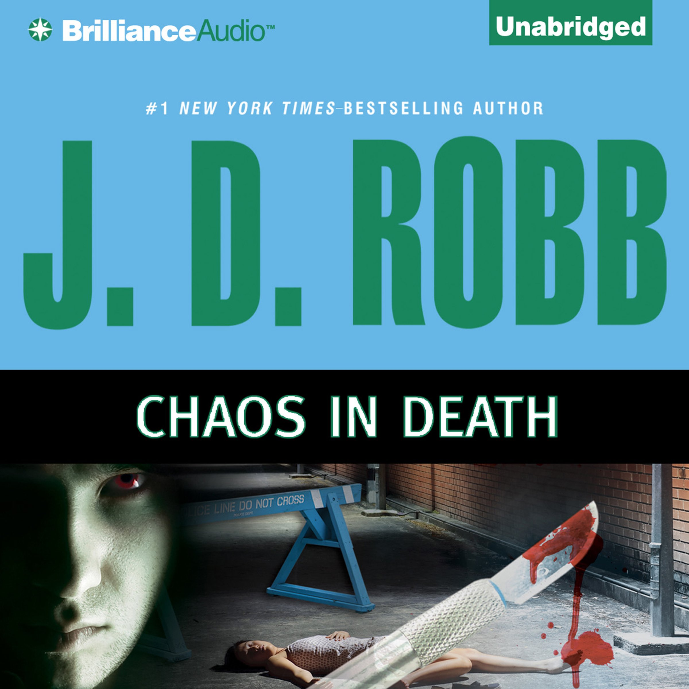 Chaos in Death: In Death, Book 33.5