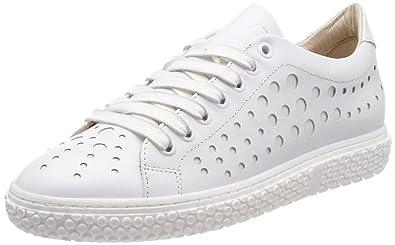 802101-0101-6001, Baskets Femme, Blanc (Bianco 6001), 42 EUMjus